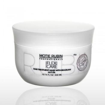 Flexi Care Mask | מסכה לשיער לטיפול עמוק מועשרת בשמן אגוז ברזילאי