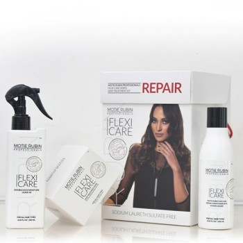 REPAIR - ערכה מיוחדת לשיער ללא מלחים מסדרת FLEXI CARE