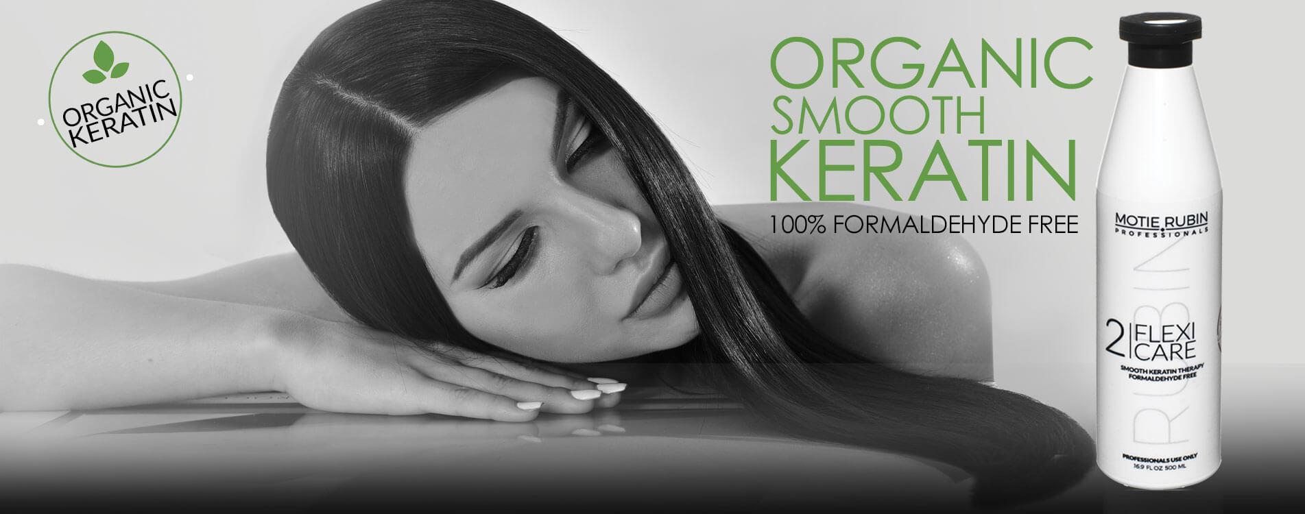 organic smooth keratin